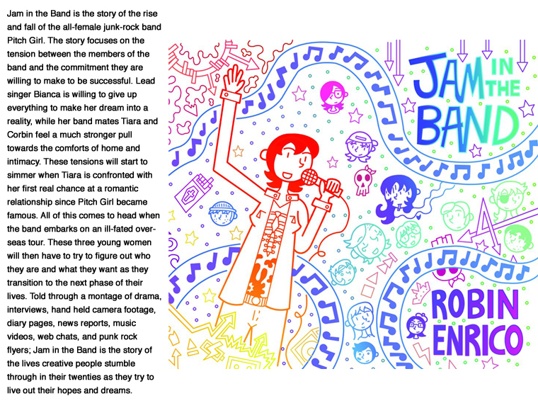Jam in the Band preview page 00