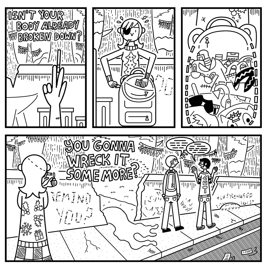 Quit page 06