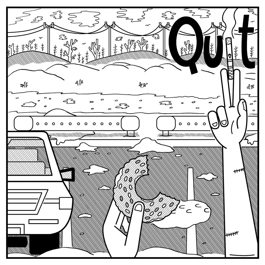 Quit Page 00