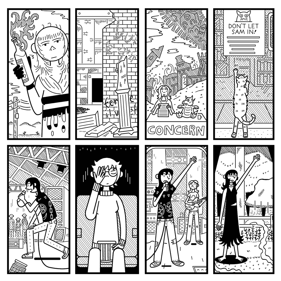 Bearer Of Page 11