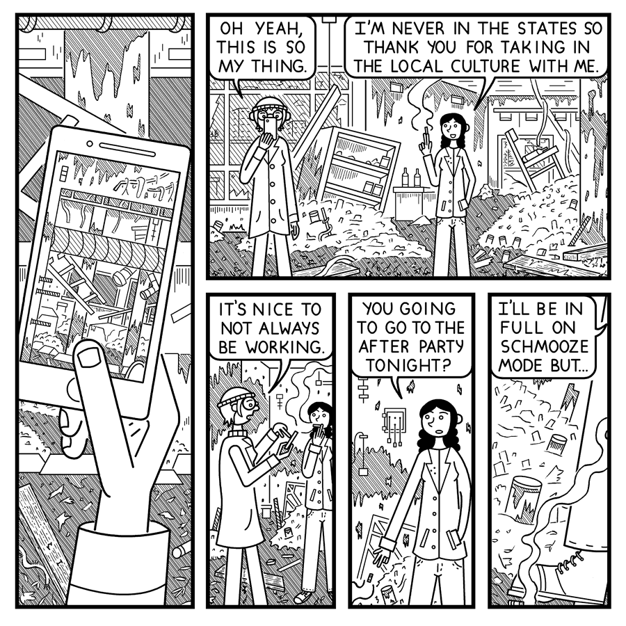 Bearer Of Page 16