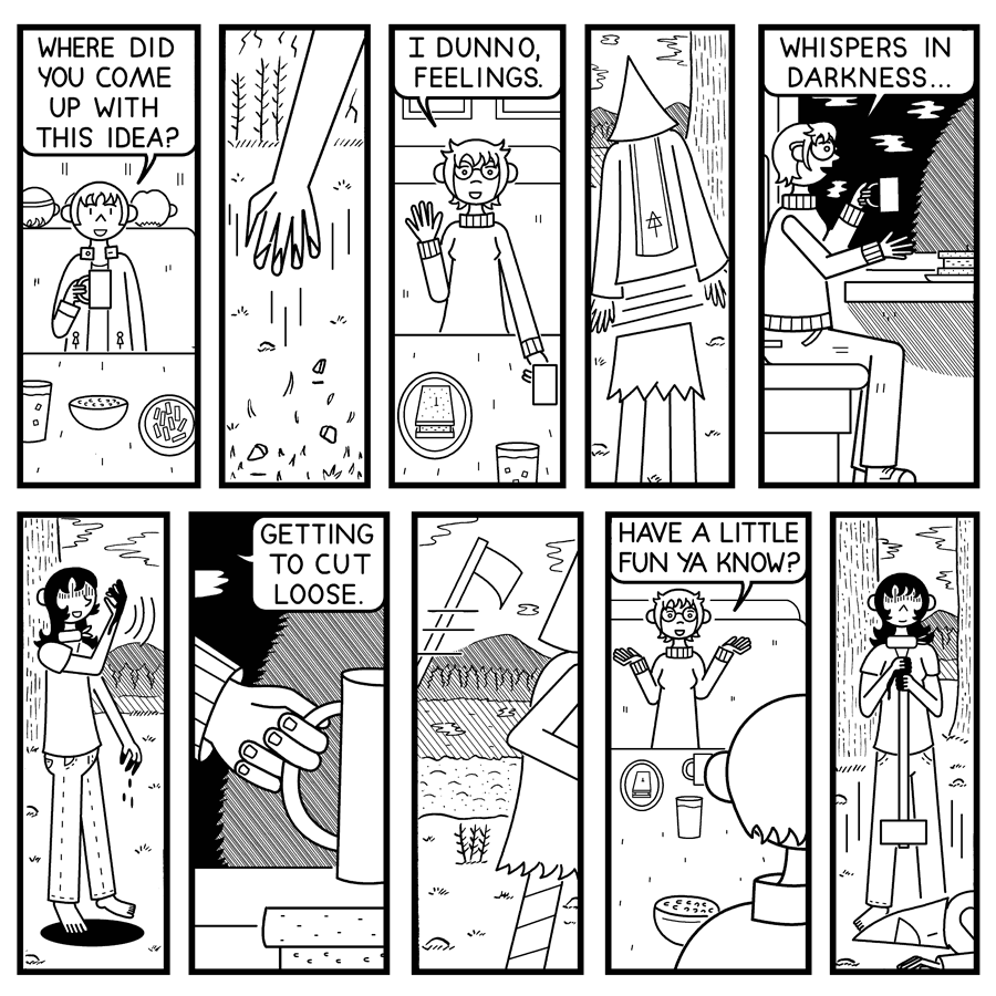The Chosen Page 08