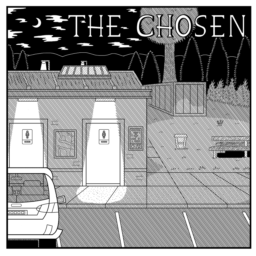 The Chosen Page 00