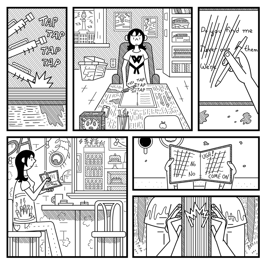 Some Late Visitor page 04