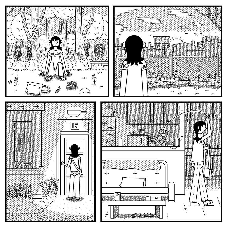 Some Late Visitor page 05