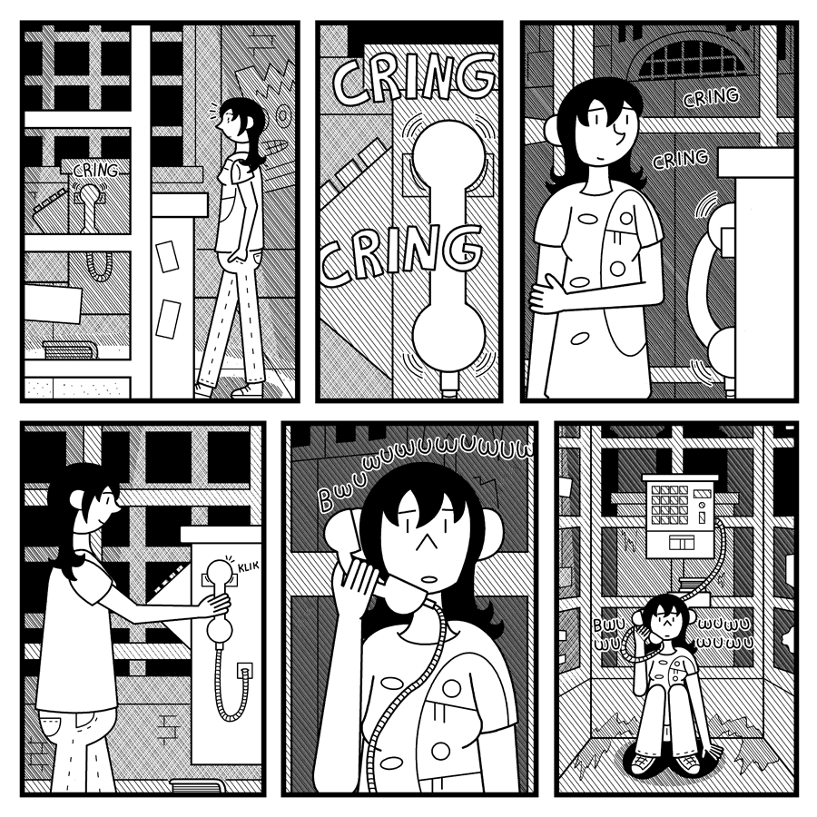 Some Late Visitor page 17