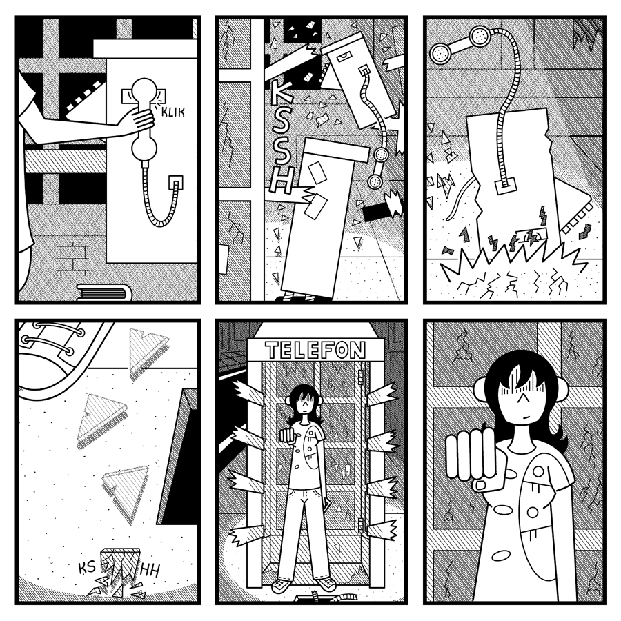 Some Late Visitor page 18