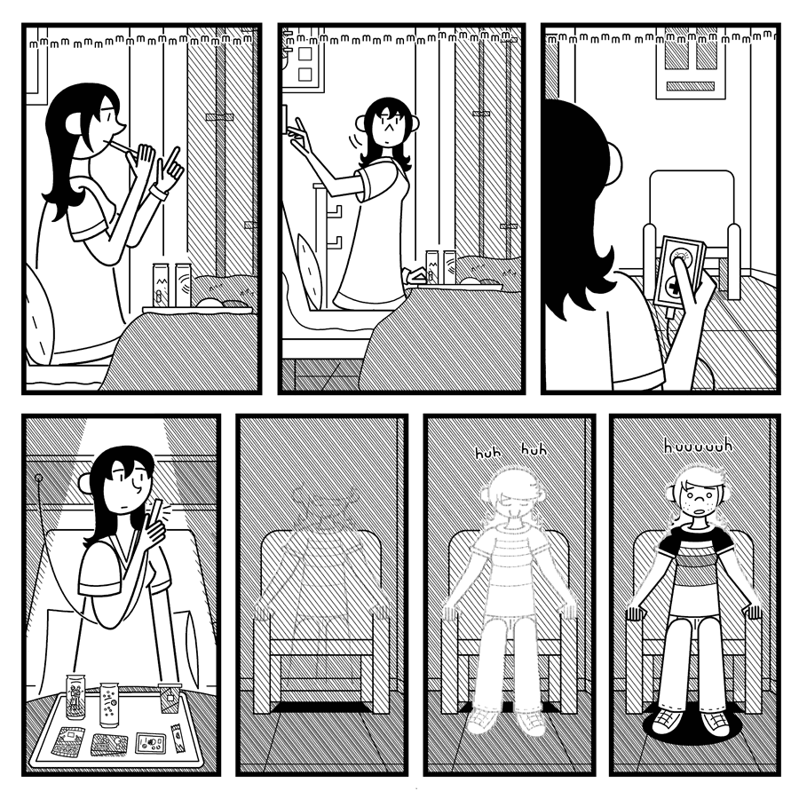Some Late Visitor page 27