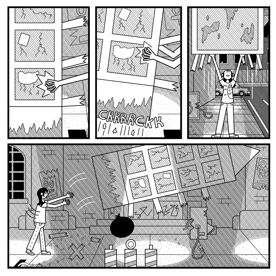 Some Late Visitor page 19